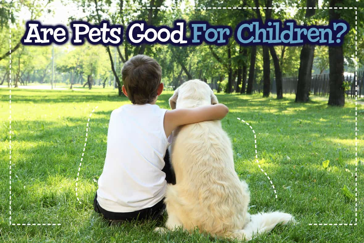Are Pets Good For Children?